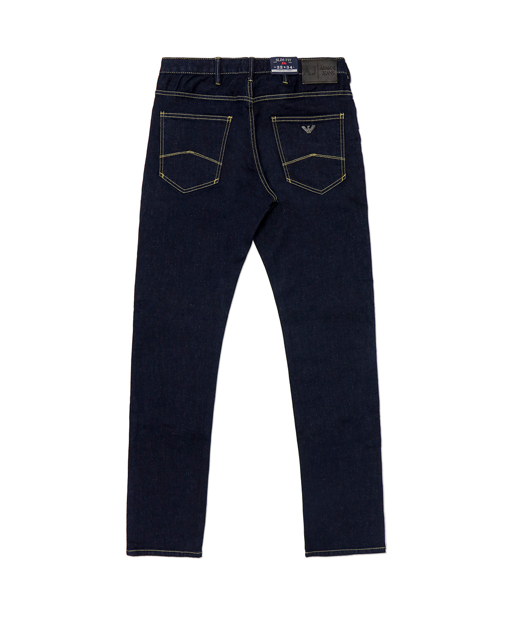 Cotton Stretch Slim-Fit Jeans 1