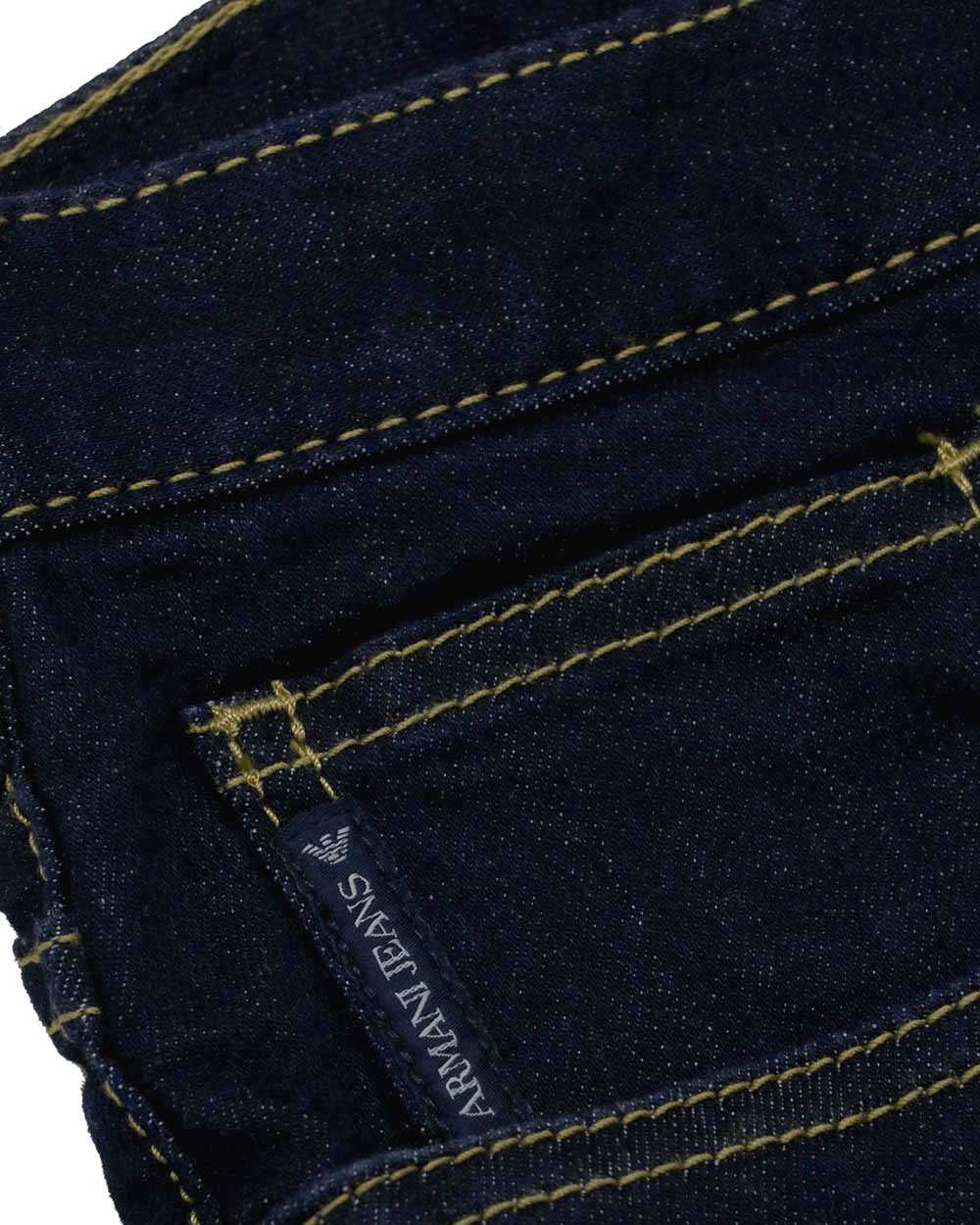 Cotton Stretch Slim-Fit Jeans 3