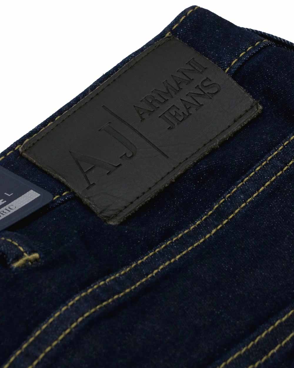 Cotton Stretch Slim-Fit Jeans 4