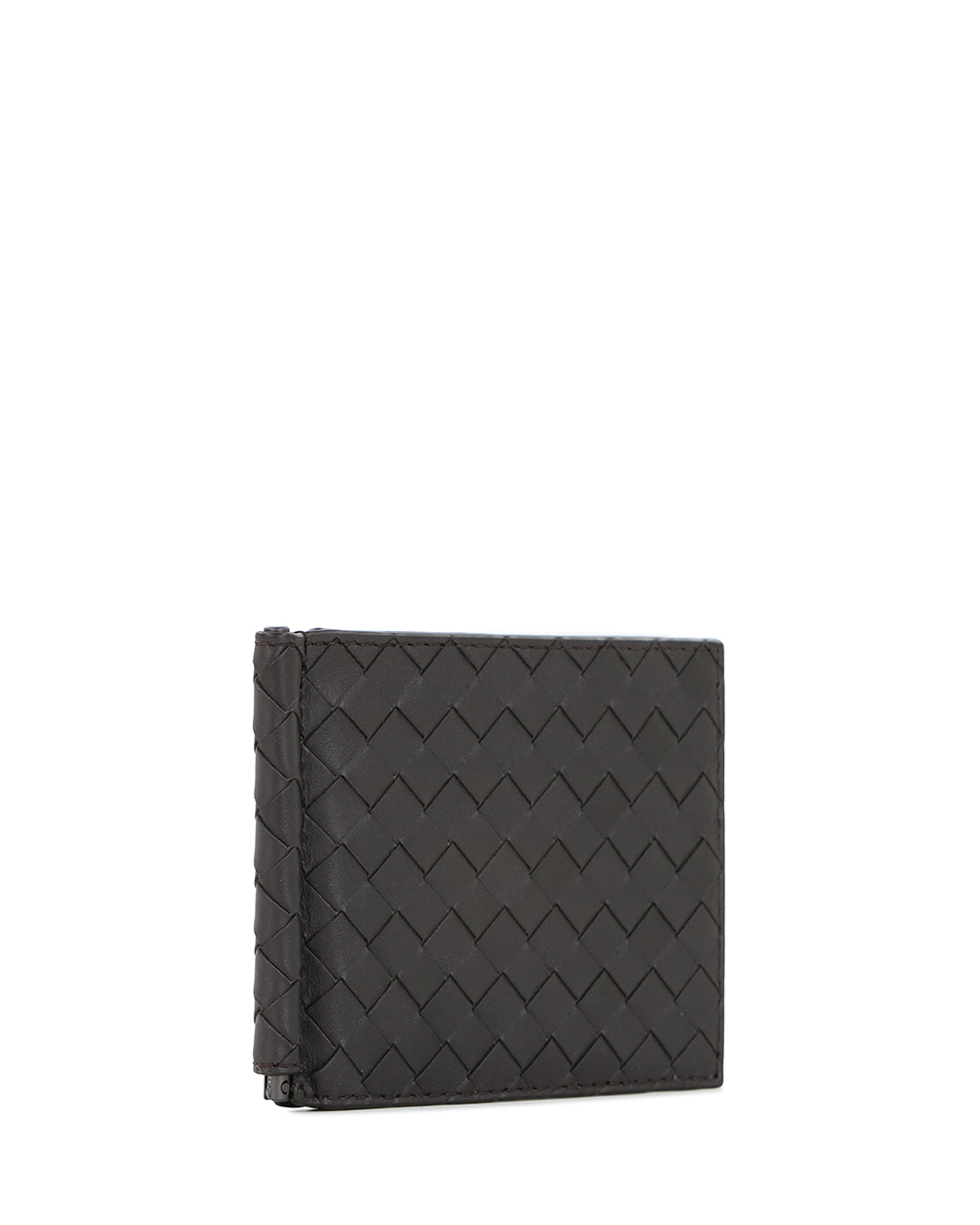 Woven leather wallet 3