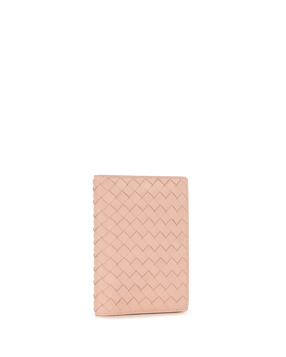 Braided Lamb Leather Passport Case 3