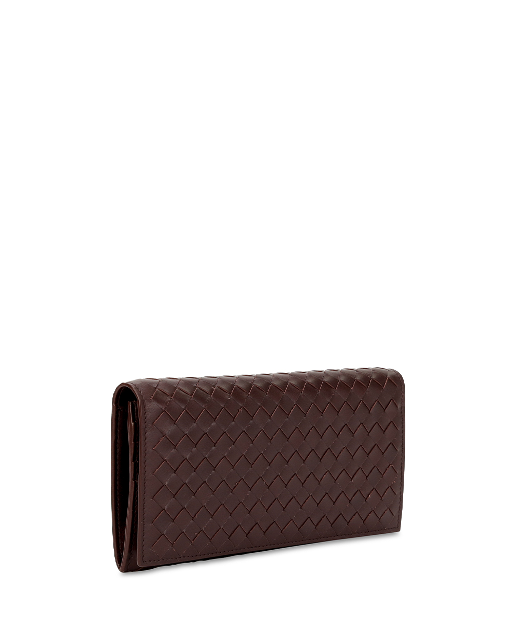 Woven Leather Wallet 2