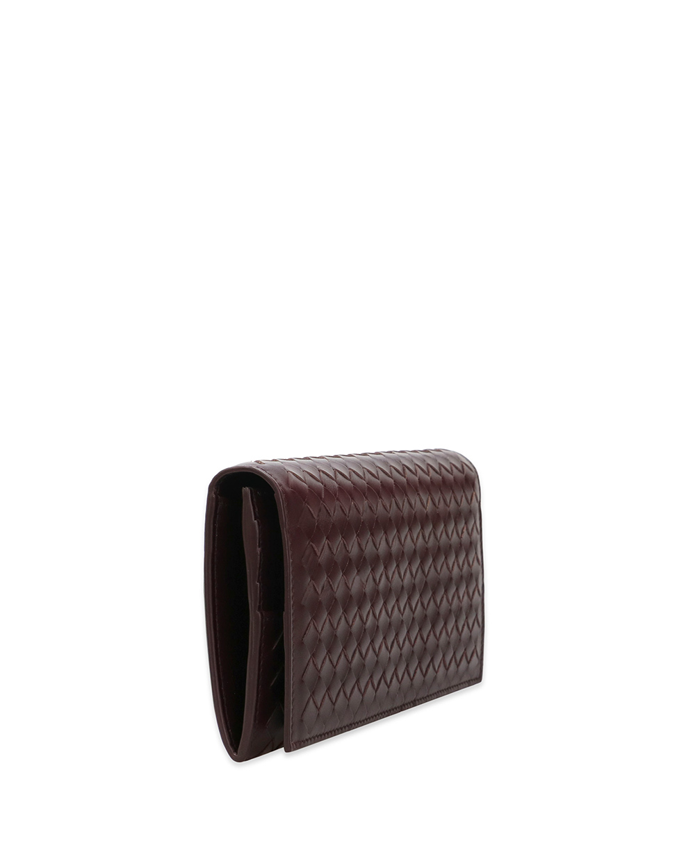 Woven Leather Wallet 4