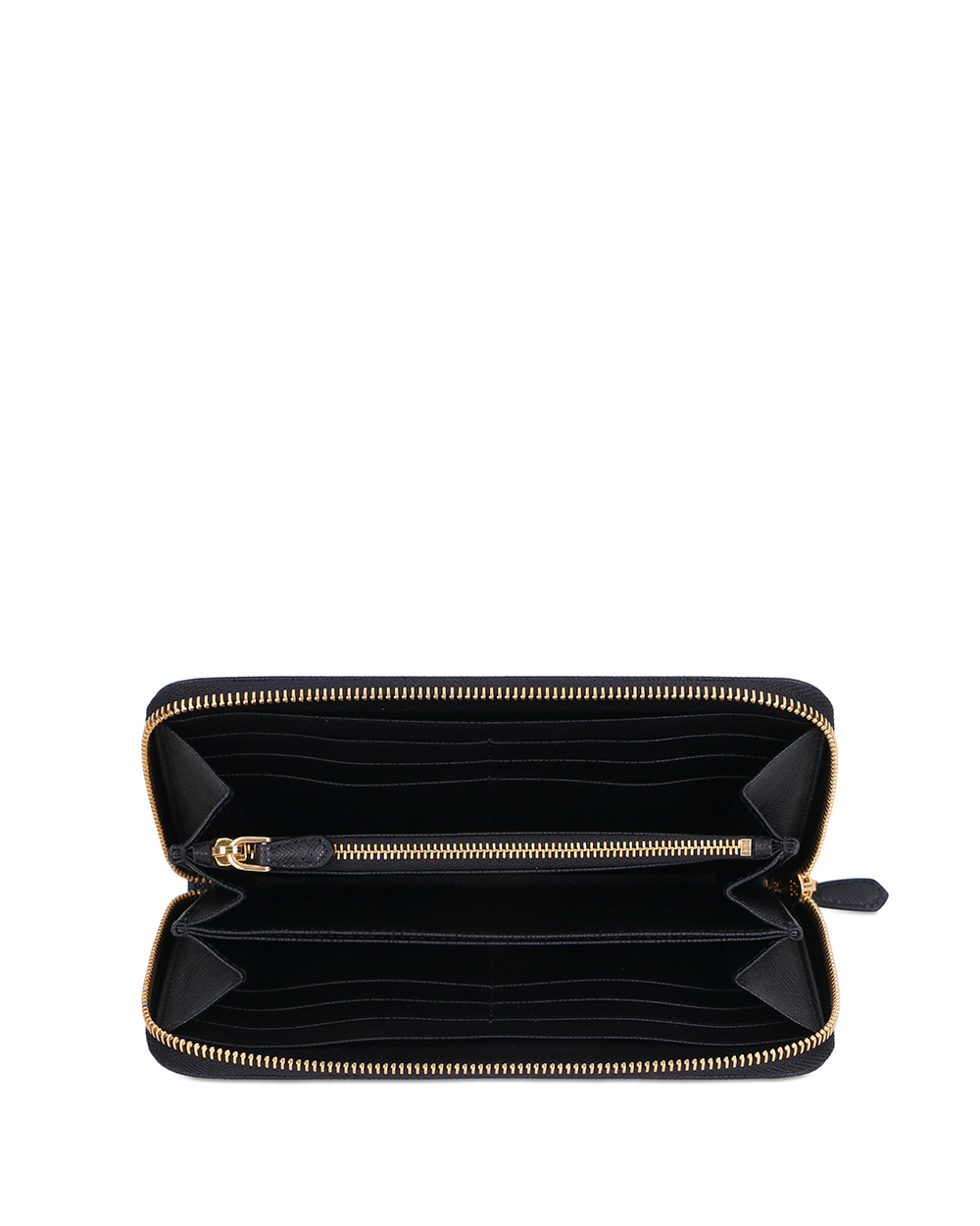 Large Saffiano Leather Wallet 1