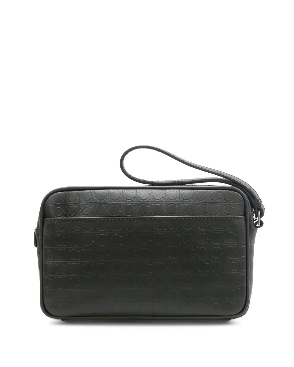 Embossed Leather Travel Bag 2