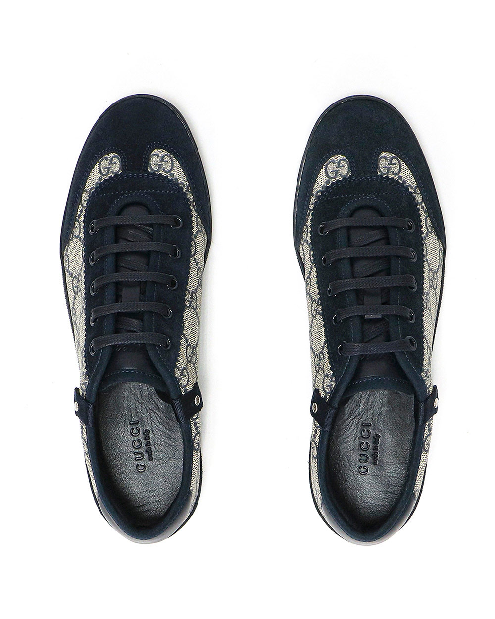 GUCCI Logo Sneakers 246338KGDQ0 3