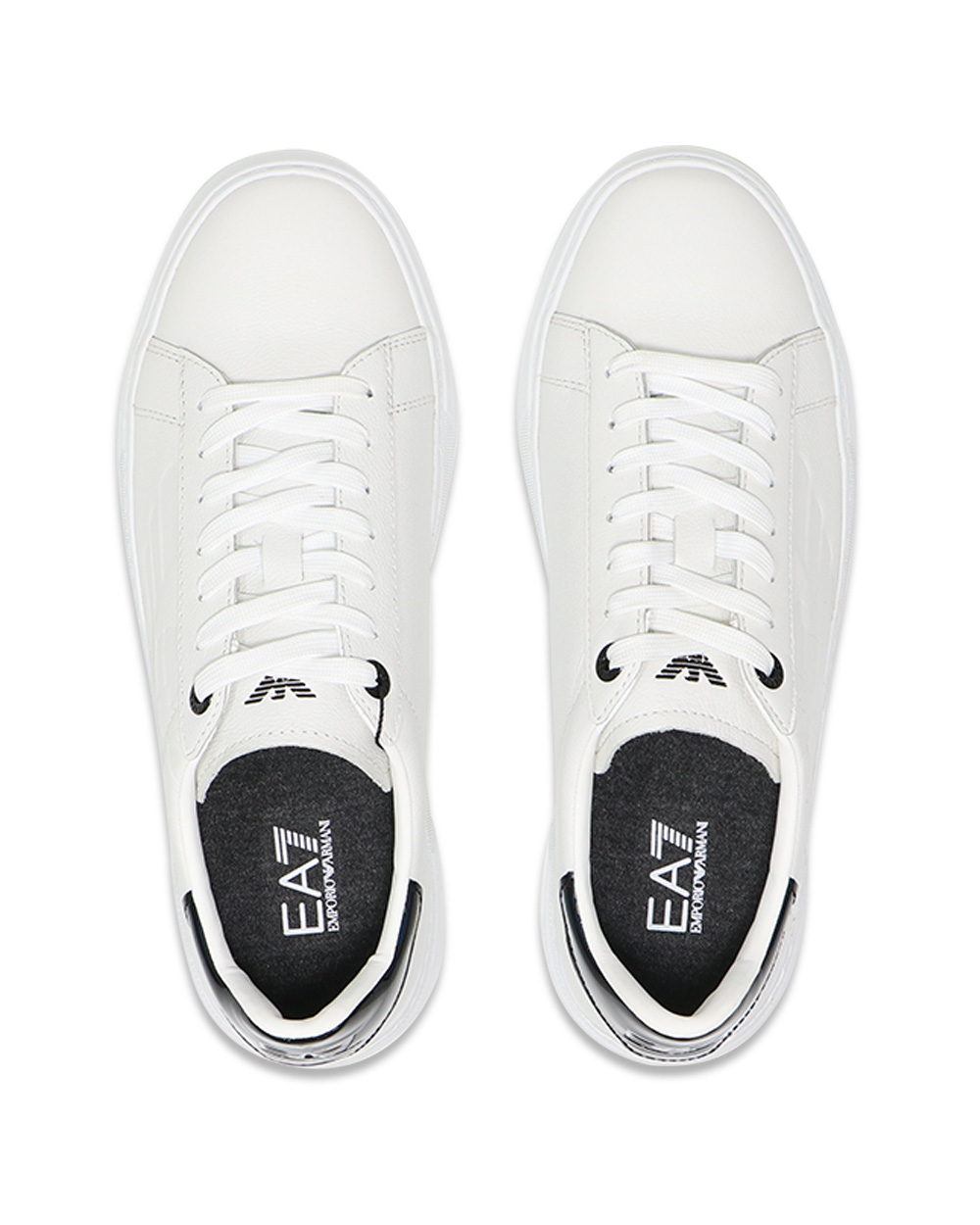 EA7 Inclining Stripes Sneakers 3