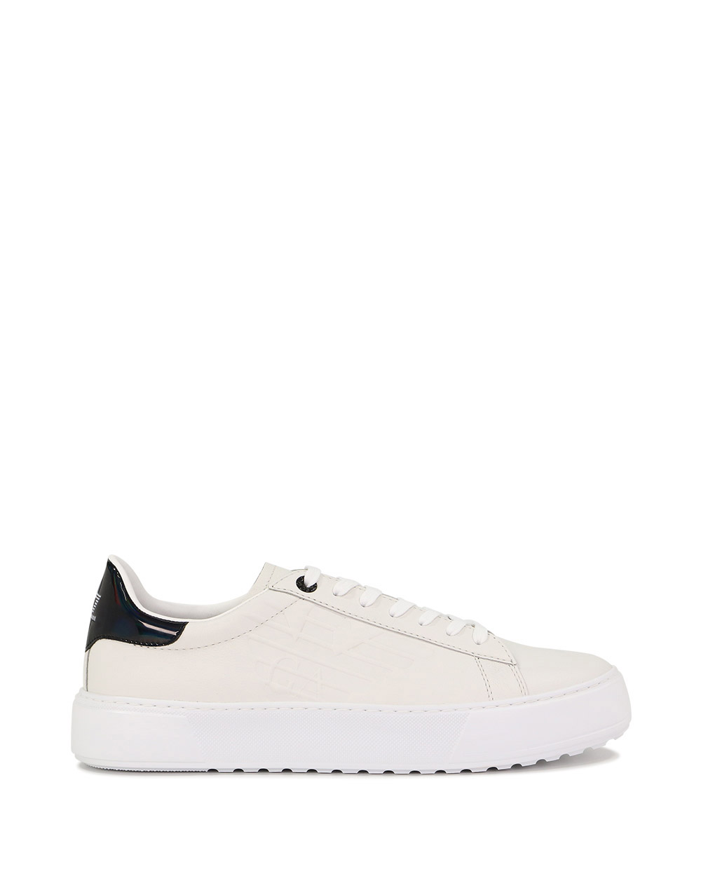 EA7 Inclining Stripes Sneakers 4