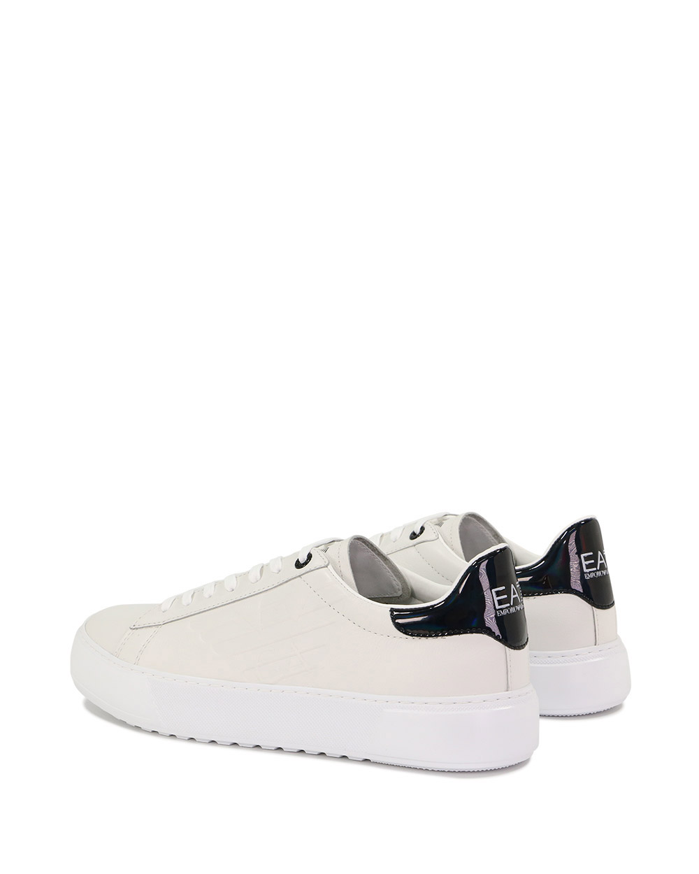 EA7 Inclining Stripes Sneakers 6