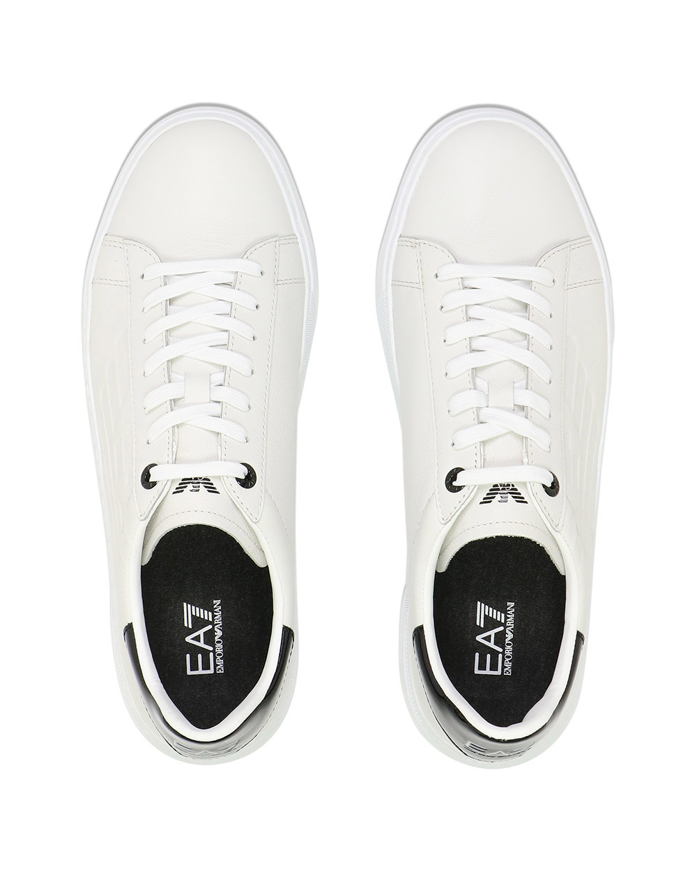 EA7 Inclining Stripes Sneakers 7