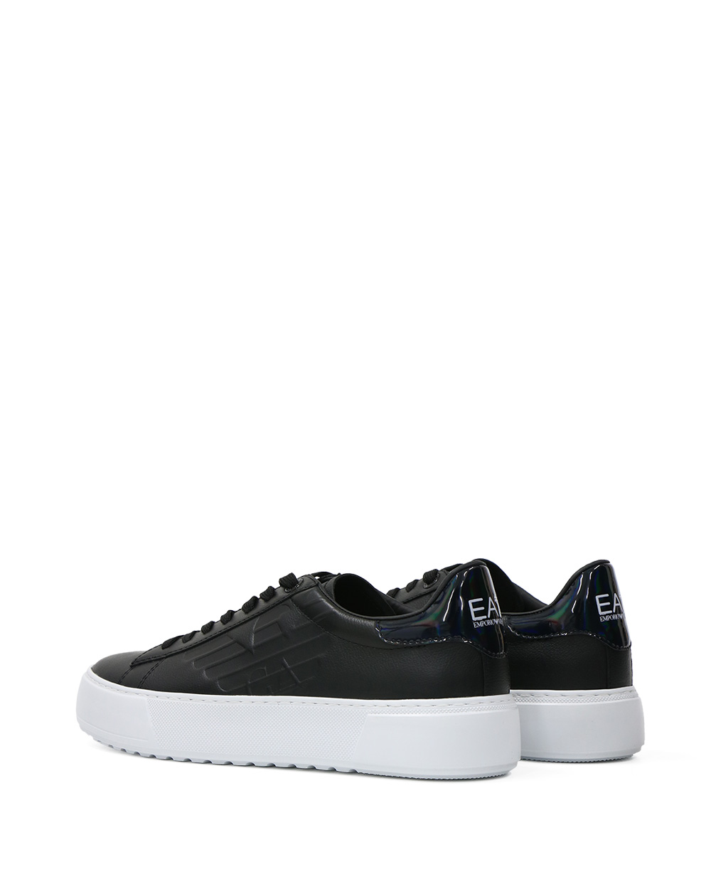 EA7 Inclining Stripes Sneakers 2