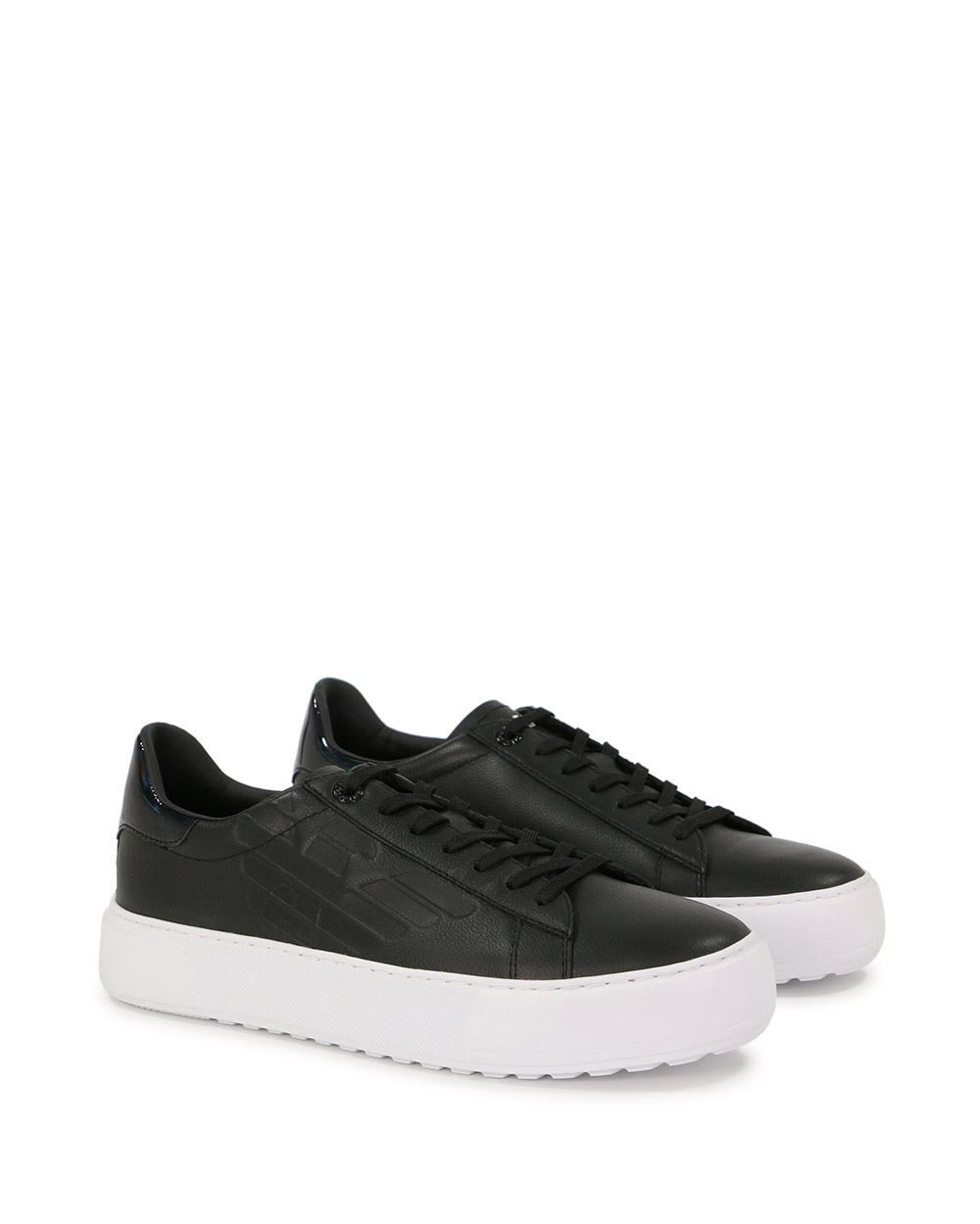 EA7 Inclining Stripes Sneakers 5