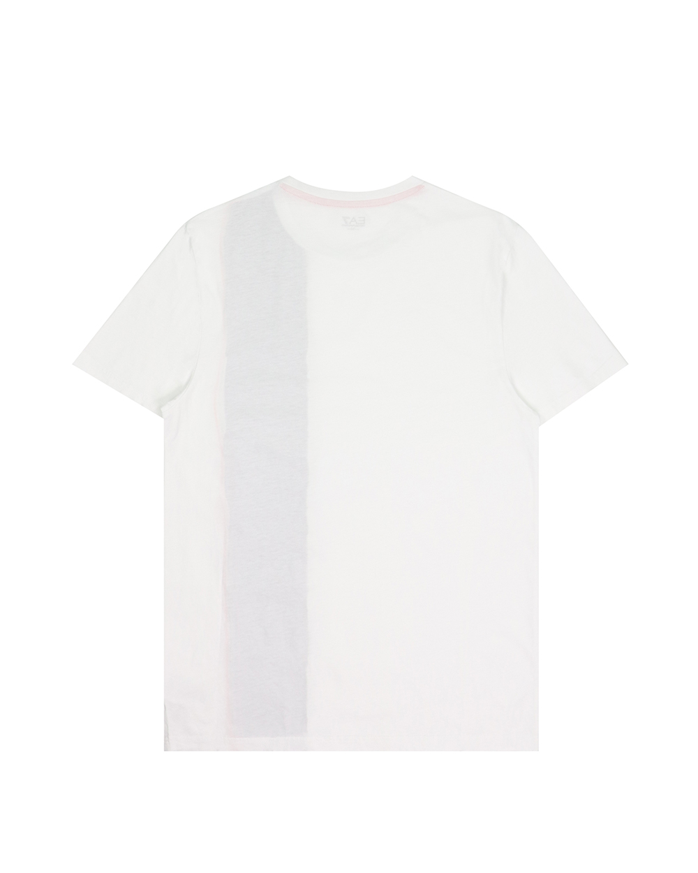 Logo Cotton Stretch T-Shirt 1
