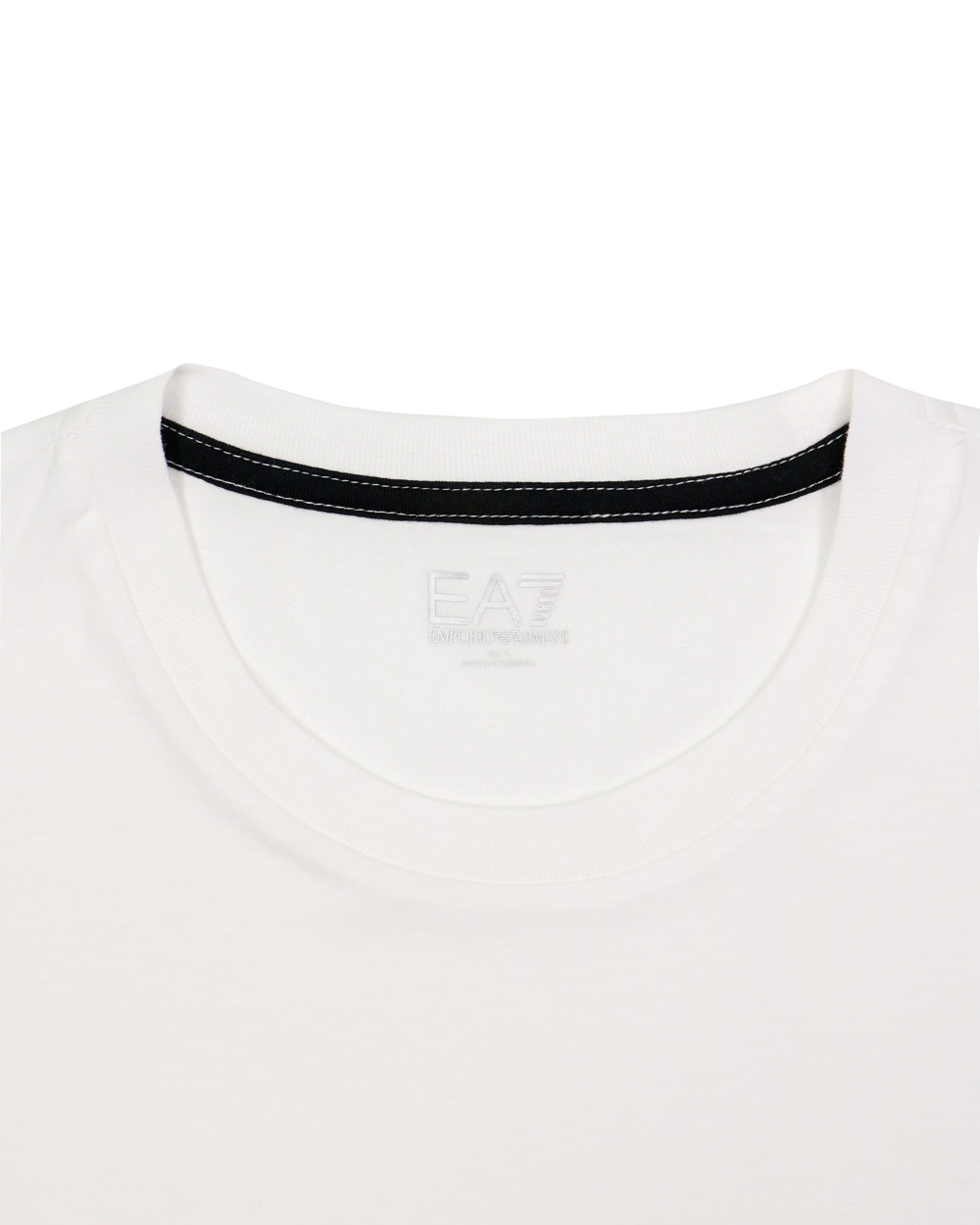 Short Sleeves Crew Neck Cotton T-Shirt 2