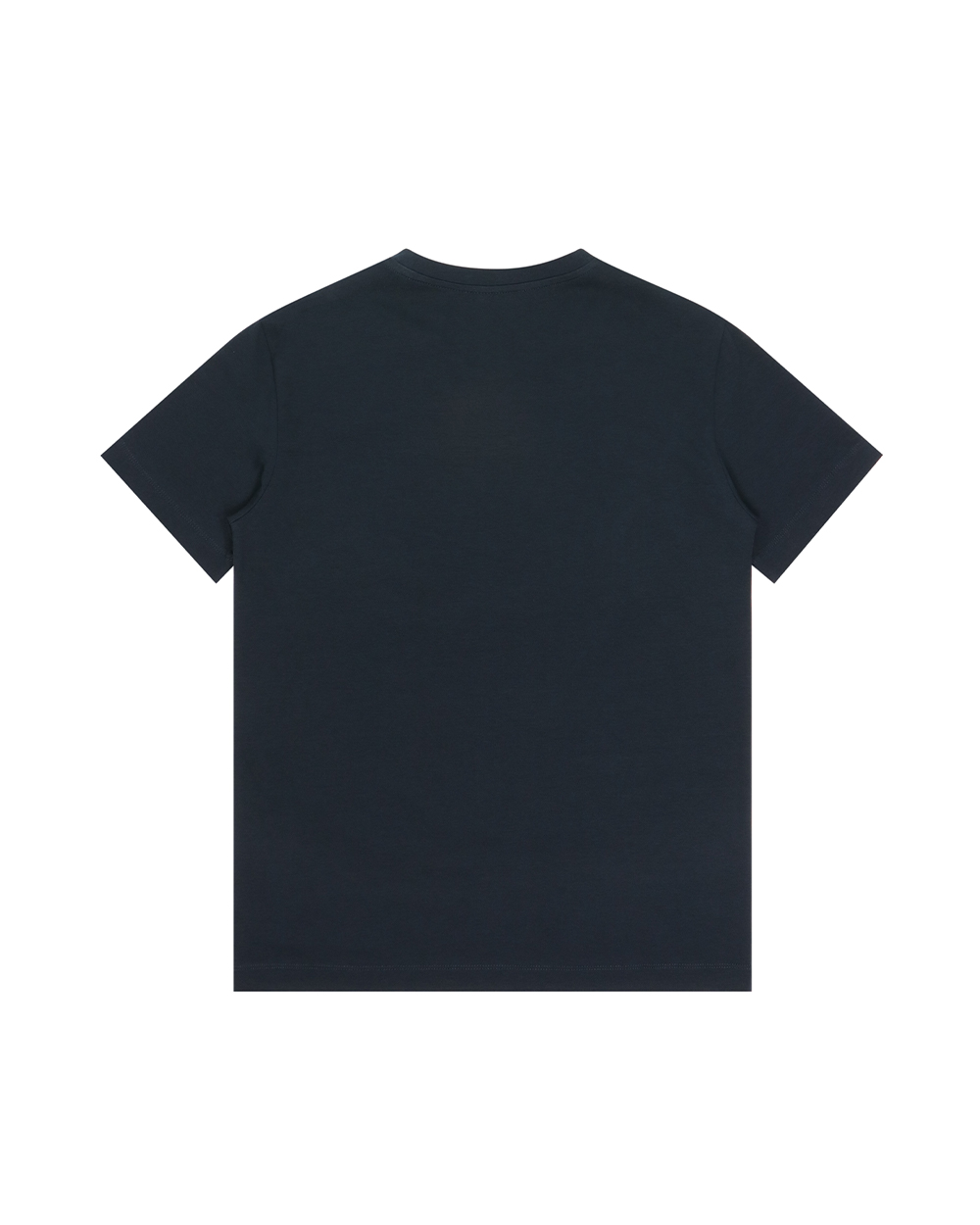 Short Sleeves Crew Neck Cotton T-Shirt 1