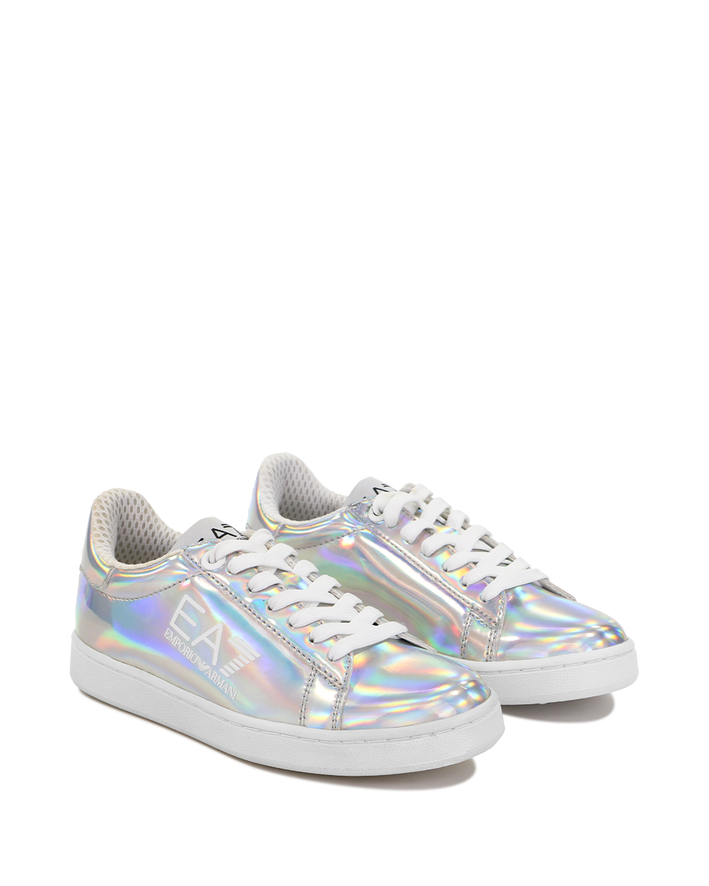 Holographic Sneakers 1