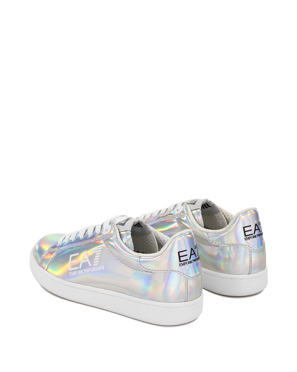 Holographic Sneakers 2