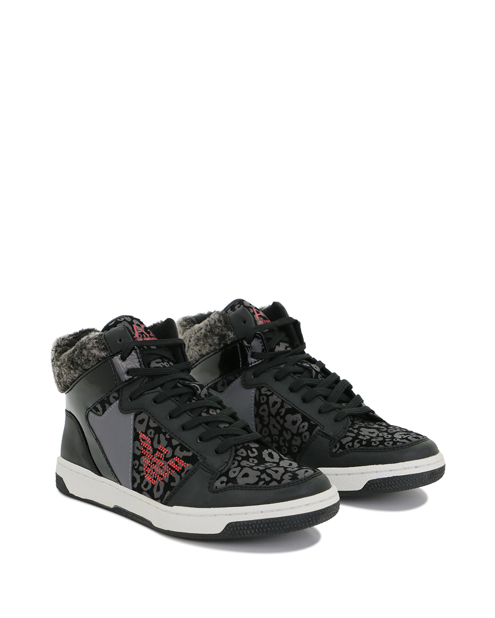 Lux High Sneakers 1