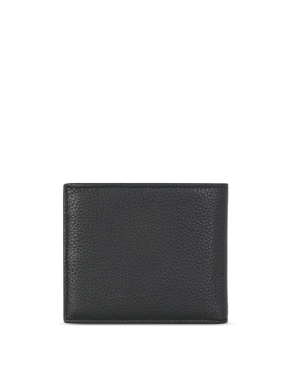 Grained Leather Wallet 2