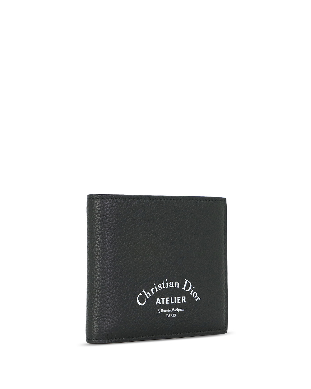 Grained Leather Wallet 3