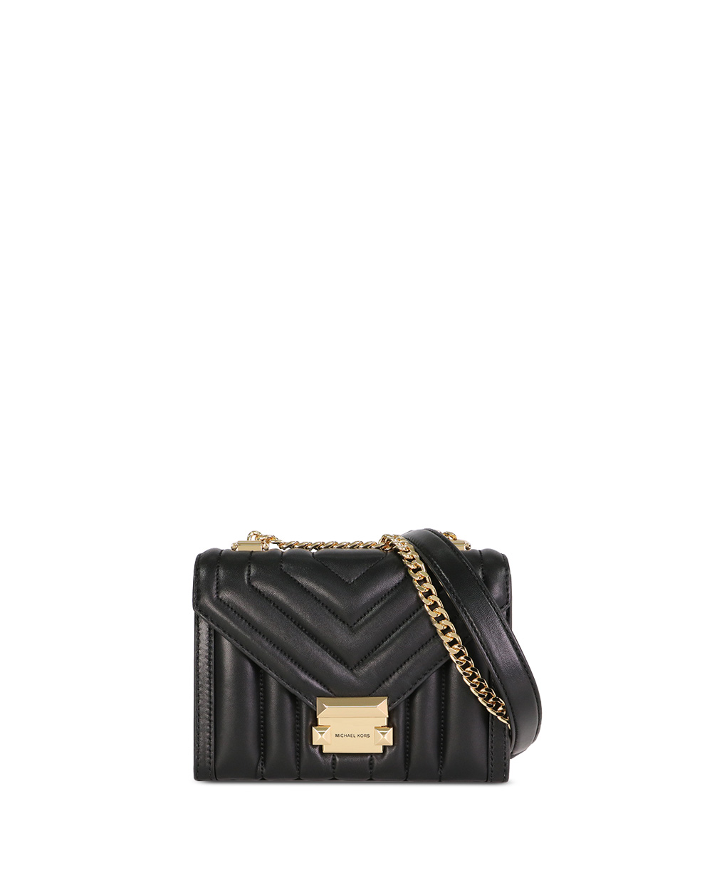 Whitney Large Quilted Leather Convertible Shoulder Bag