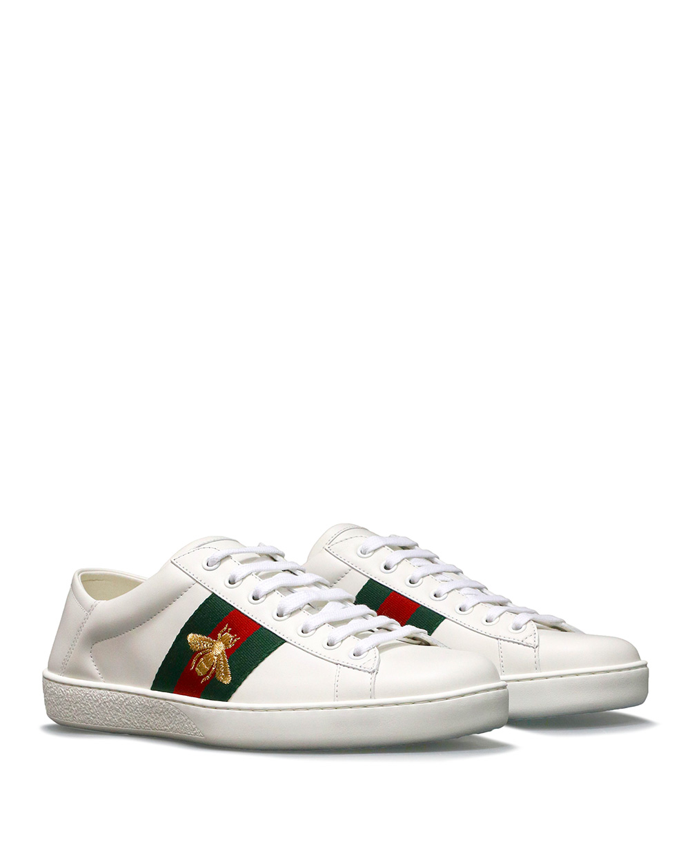 Ace Bee Embroidered Sneakers 1