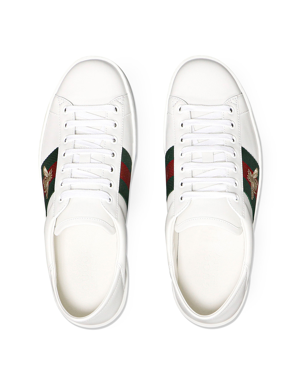 Ace Bee Embroidered Sneakers 3