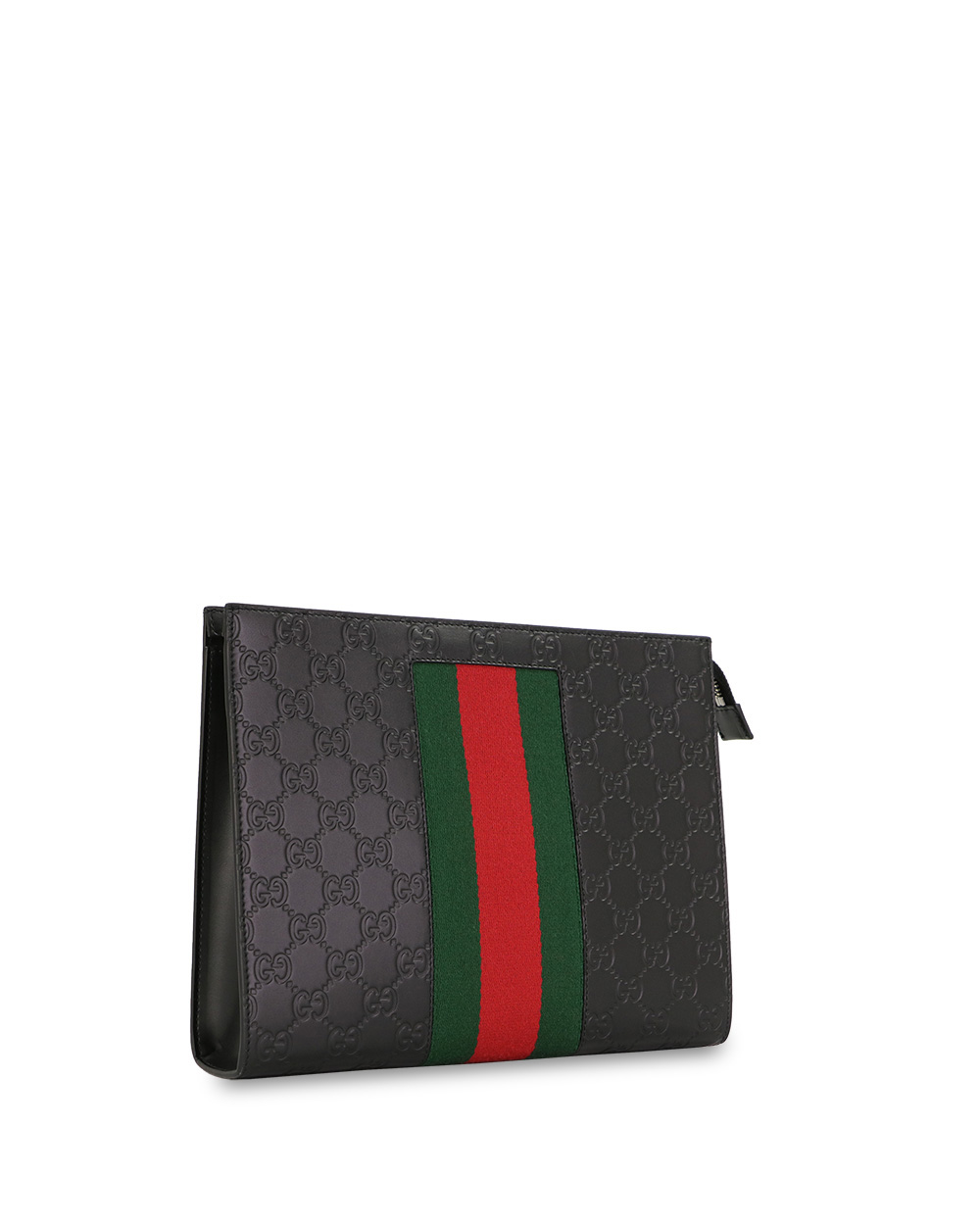 Signature Leather Pouch 1