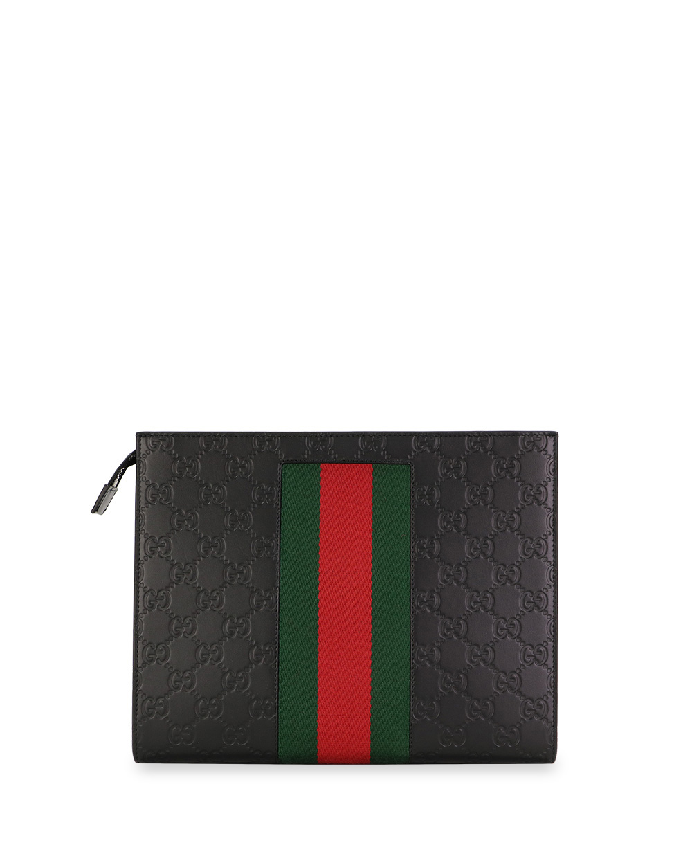 Signature Leather Pouch 2