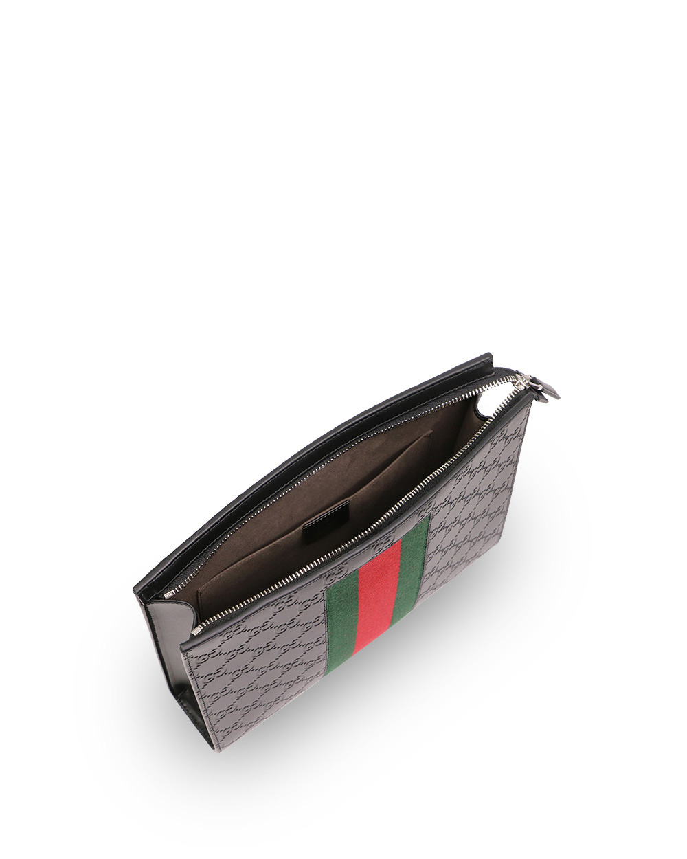 Signature Leather Pouch 4