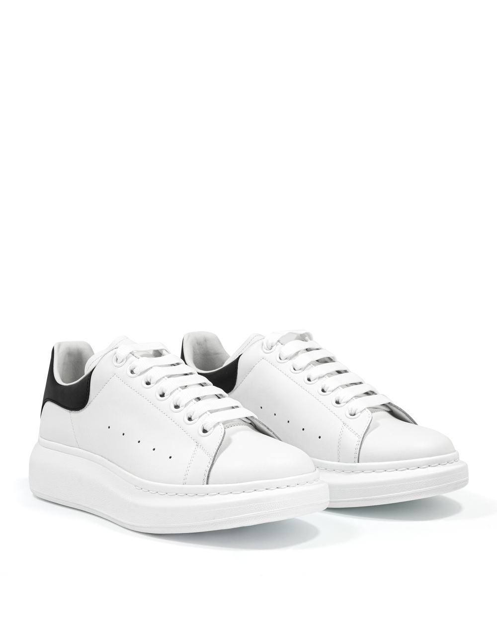 Oversized Leather Sneakers 1