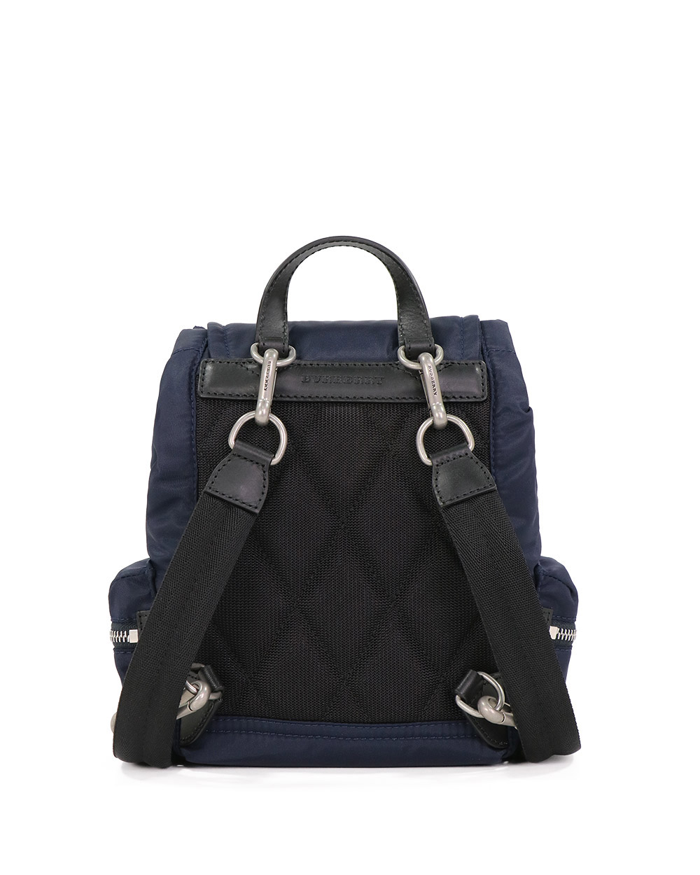 The Rucksack Cotton And Nylon Small Cross-body Military Backpack 2