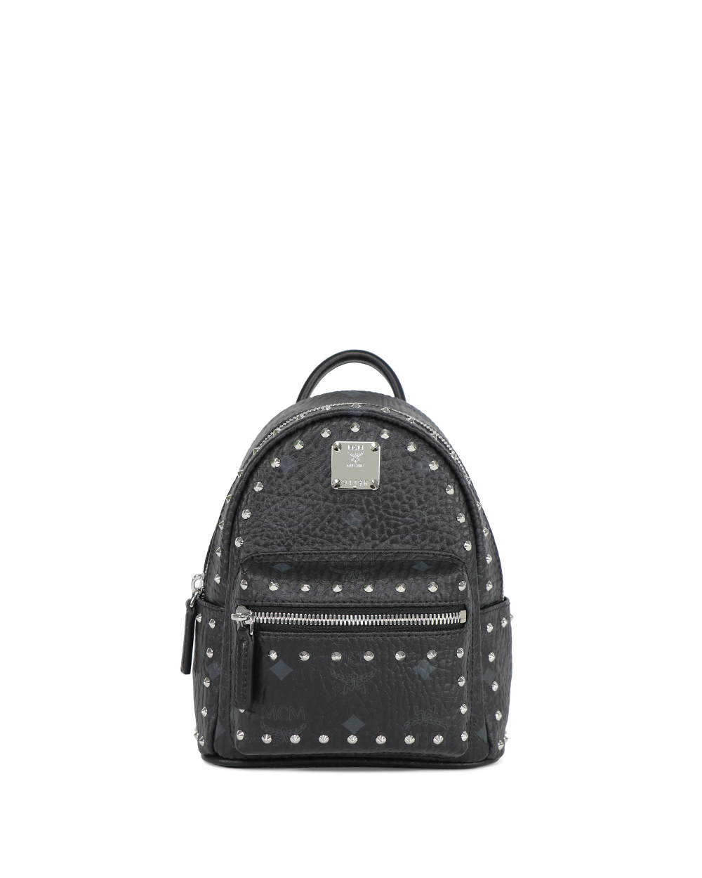 Stark Visetos Series Coated Canvas Backpack